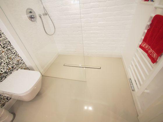 miejsce na grzejnik w łazience